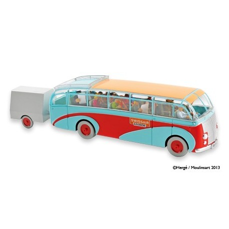 Swissair Touring Bus