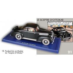Packard 12 coupe du roi Muskar