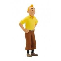 PVC Tintin debout