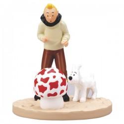 Tintin, The Shooting Star