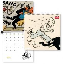 Kuifje Kalender 2017