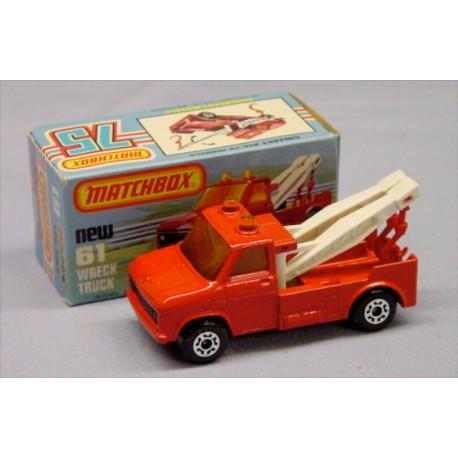 Wreck truck no.61