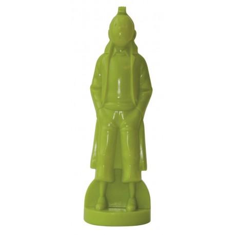 Tintin OSCAR groen