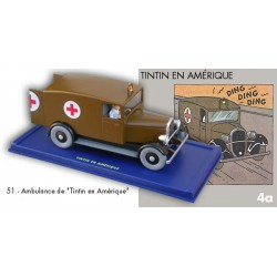 Ambulance brown