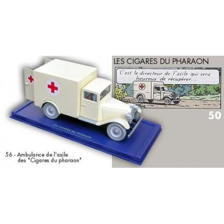Ambulance de Asil