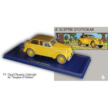 Opel Olympia Cabriolet coach