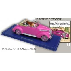 Ford Club cabrio V8-78