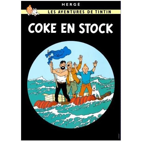 "Poster Cover ""Cokes in voorraad"""