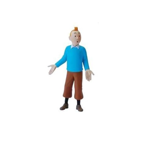 PVC Tintin Pull blauw