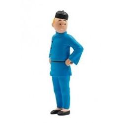 PVC Tintin Lotus