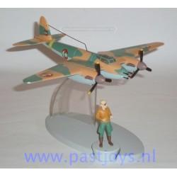 L'Avion de la force aérienne du Khemed