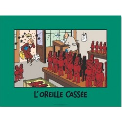 poster Oreille