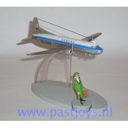 Sabena Convair Flight met Zonnebloem