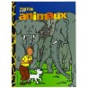 Tintin et les animaux