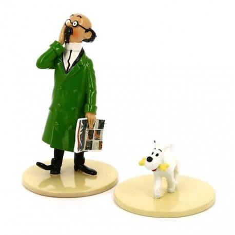 Tournesol + Milou - Collection Lisez Tintin