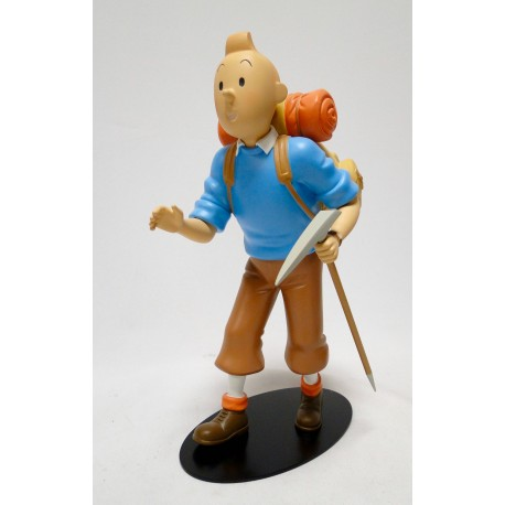 Tintin Alpiniste