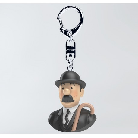 Keyring buste Thompson