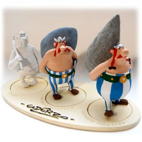 L'evolution D'Obelix (1959 ‡ 2004)