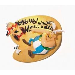 Asterix et Obelix Hilares