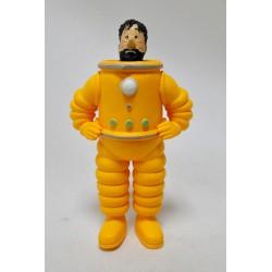 Haddock lunar suit