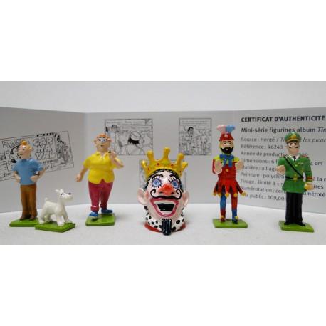 Tintin et les Picaros minI