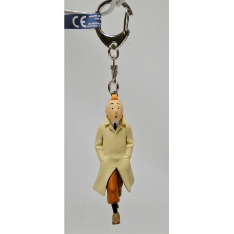 sleutelhanger Tintin 8,3 cm