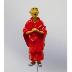 FOUDRE BENIE THE TIBETAN MONK