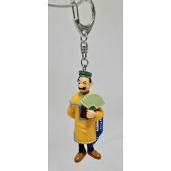sleutelhanger Dupond 8,3 cm