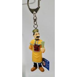keychain Dupont 8,3 cm