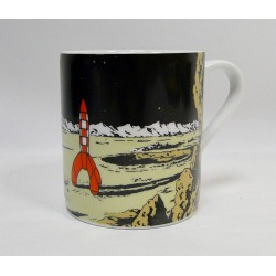 TINTIN: THE LUNAR FUSE MUG