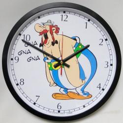 Obelix wandklok Citime 1996