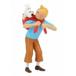 Tintin brings back Snowy