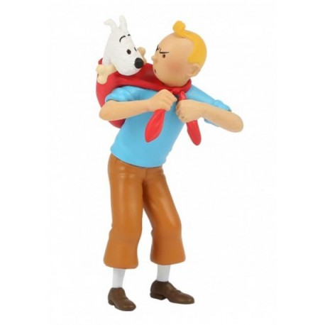 Tintin brings back Snowy