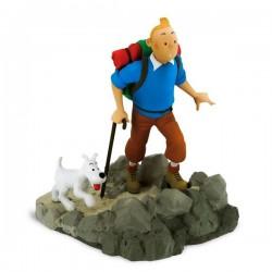 Tintin hiker