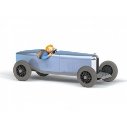Tintin, the Amilcar of the Soviets 1:24