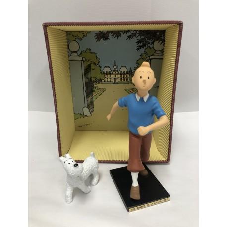 Tintin les bijoux de la Castafiore