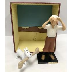 Tintin le crabe aux princes d'or