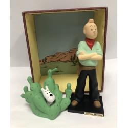 Tintin Kuifje in Amerika