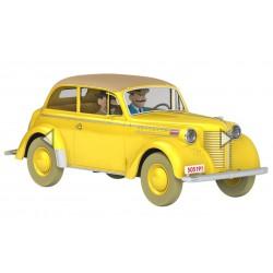 Kuifje, De Opel OLYMPIA 1:24 nu op voorraad !!