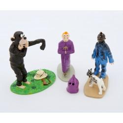 Tintin Trio