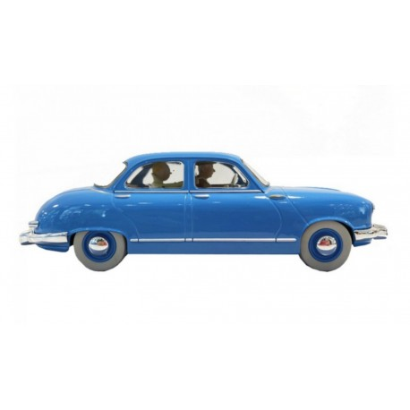 Kuifje, the Panhard Dyna Z taxi 1:24