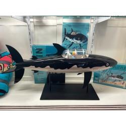 Kuifje, De haaienduikboot 77 cm lang