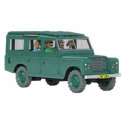 De Land Rover voor Trenxcoatl 1:24