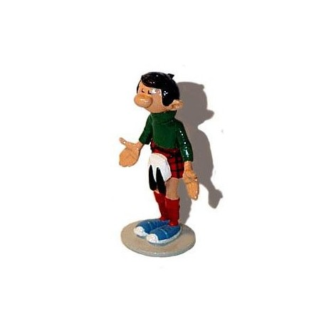 Gaston en Kilt