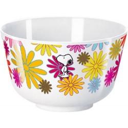 Bowl Snoopy Fleuri