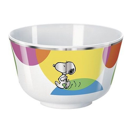 Bowl Snoopy Lots of Dots
