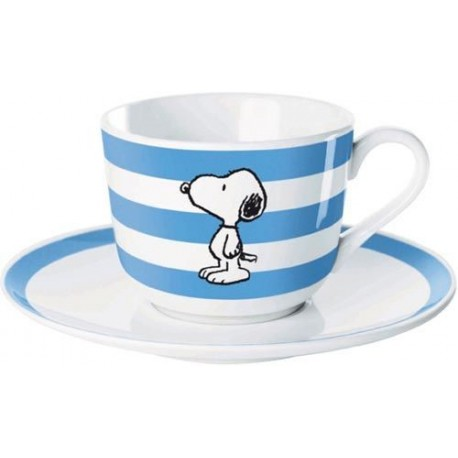 Cup and Saucer Snoopy Classic