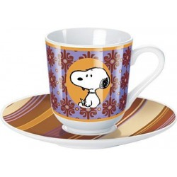 Espresso Set Snoopy Rococco