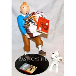 Tintin Boeken