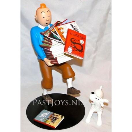 Tintin Boeken 26 cm